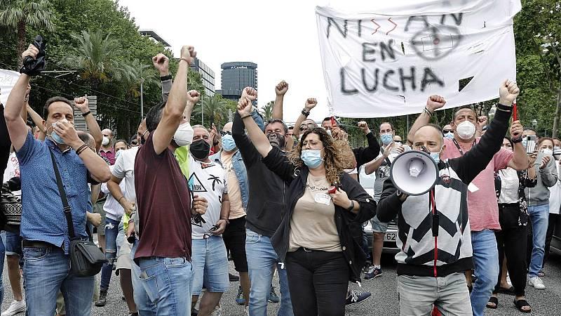 """Familias rotas por el cierre de Nissan: """"Es momento de luchar"""""""