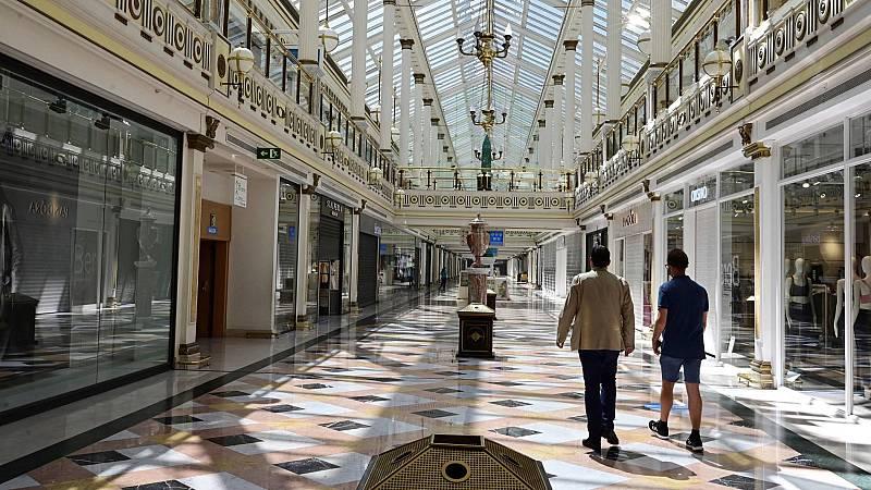 Madrid, Barcelona, Lleida y Castilla y León estrenan Fase 2 con alivio en comercio y hostelería