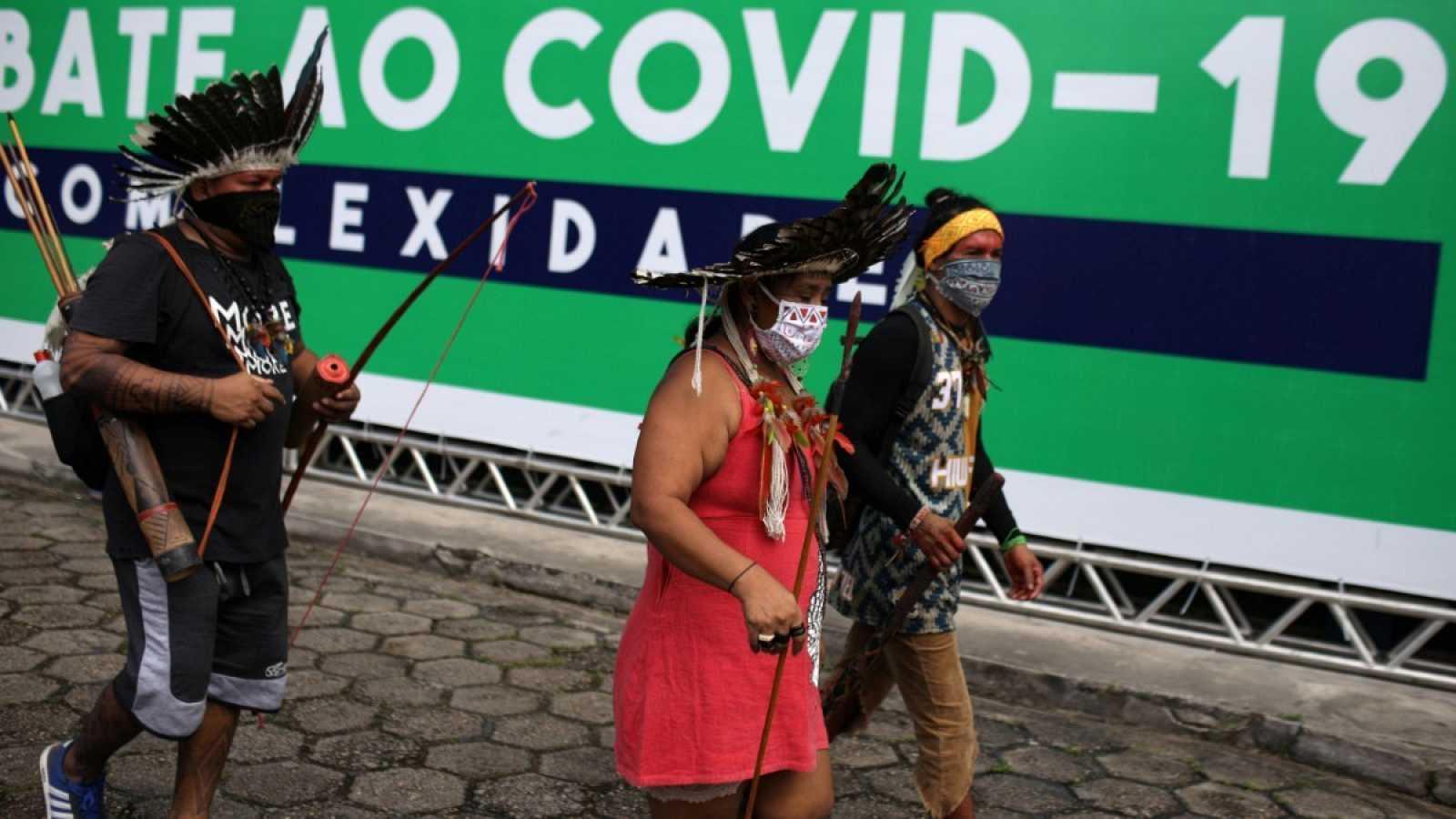 El Gobierno brasileño restringe los datos de coronavirus en plena pandemia y levanta críticas