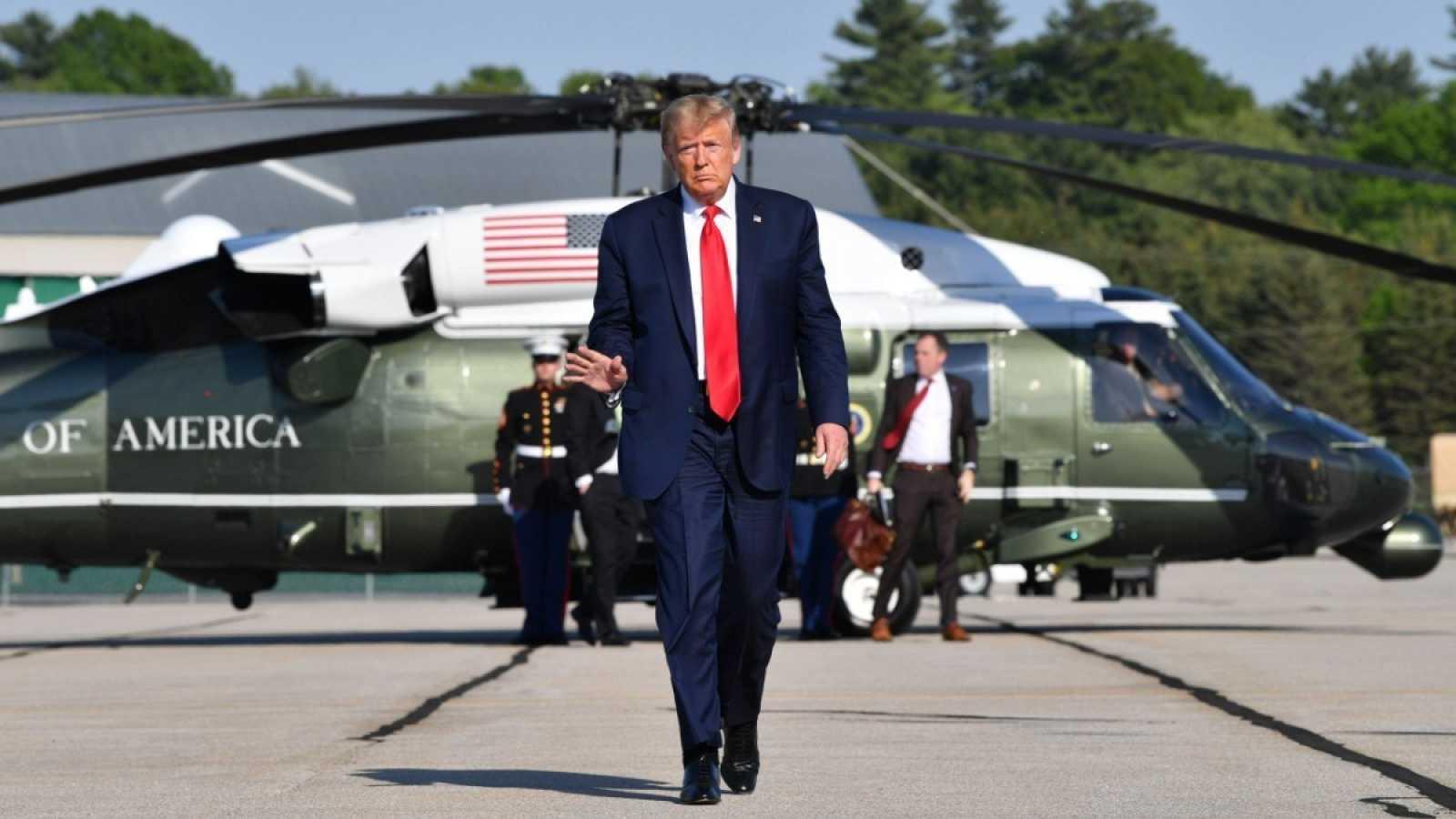 Trump retira a la Guardia Nacional de Washington y Los Angeles