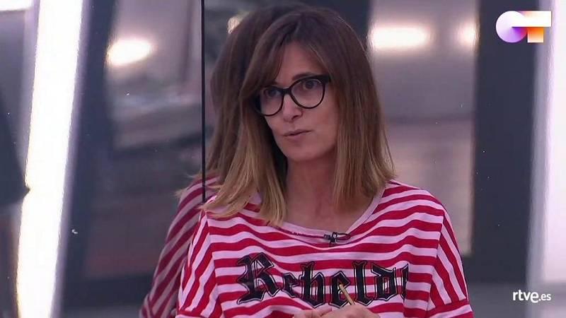 """Noemí propone dedicar """"Sal de mí"""" a las víctimas de la Covid-19 en la final de OT 2020"""