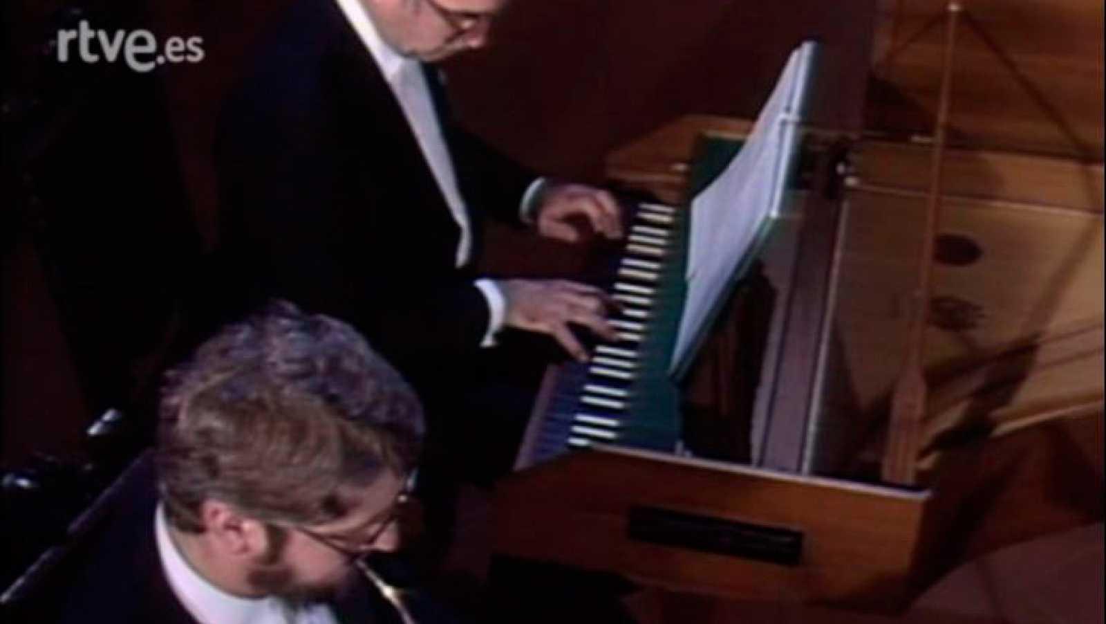 Arxiu TVE Catalunya - Gaudí i la música  - L'Ensemble Couperin