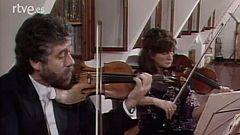 Arxiu TVE Catalunya - Gaudí i la música  - Quartet de corda pels inicis