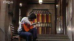 Arxiu TVE Catalunya - Gaudí i la música - Guitarra al Park Güell