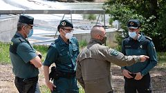 La Guardia Civil rastrea a un cocodrilo de gran tamaño en Valladolid