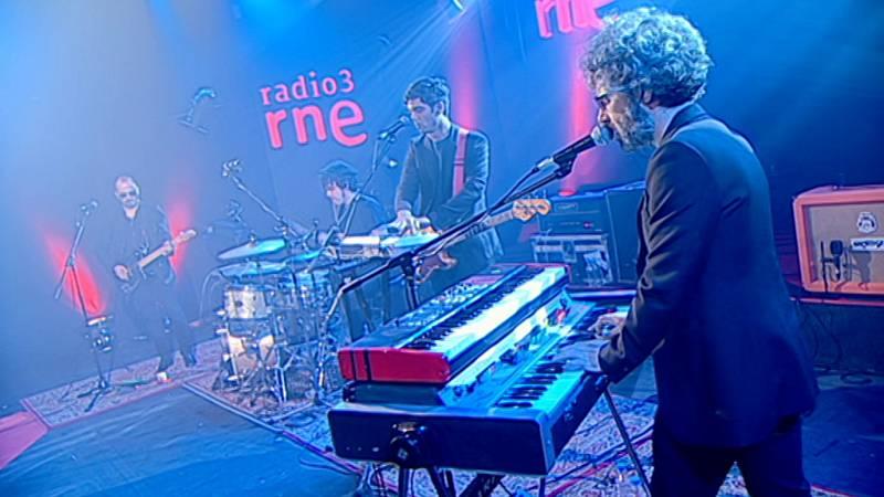 Los conciertos de Radio 3 - León Benavente (2013) - ver ahora