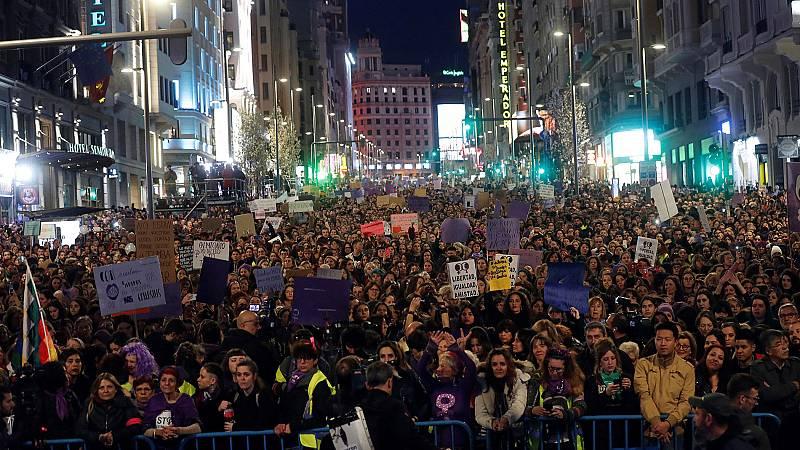 """María Neira, directora de Salud Pública de la OMS, sobre el 8M: """"Ese día España se estaba moviendo por millones"""""""