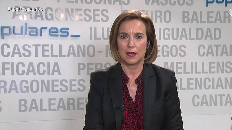 """El PP pide al Gobierno """"responsabilidades políticas"""" por no actuar antes contra la extensión del coronavirus"""