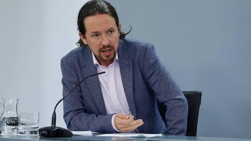 """Iglesias defiende la desmilitarización de la Guardia Civil """"como líder de Podemos"""""""