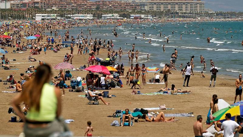 Los turistas alemanes podrán visitar España el lunes