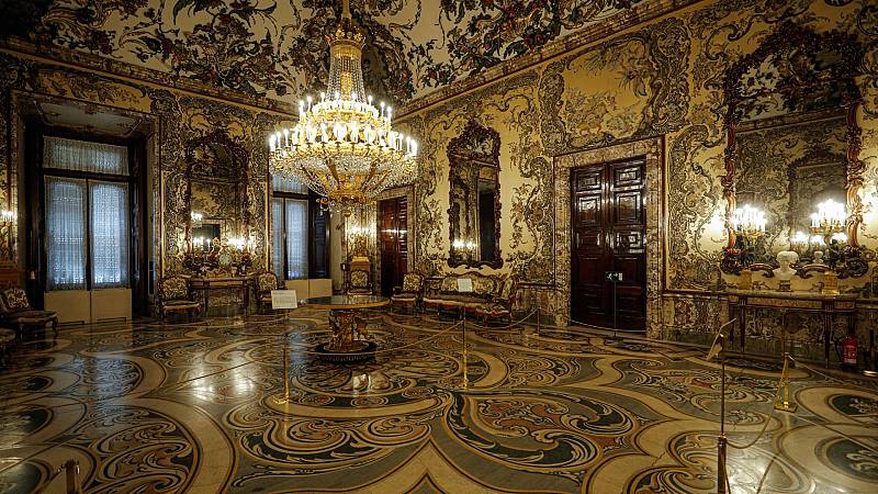 El Palacio Real y el Monasterio del Escorial reabren este miércoles