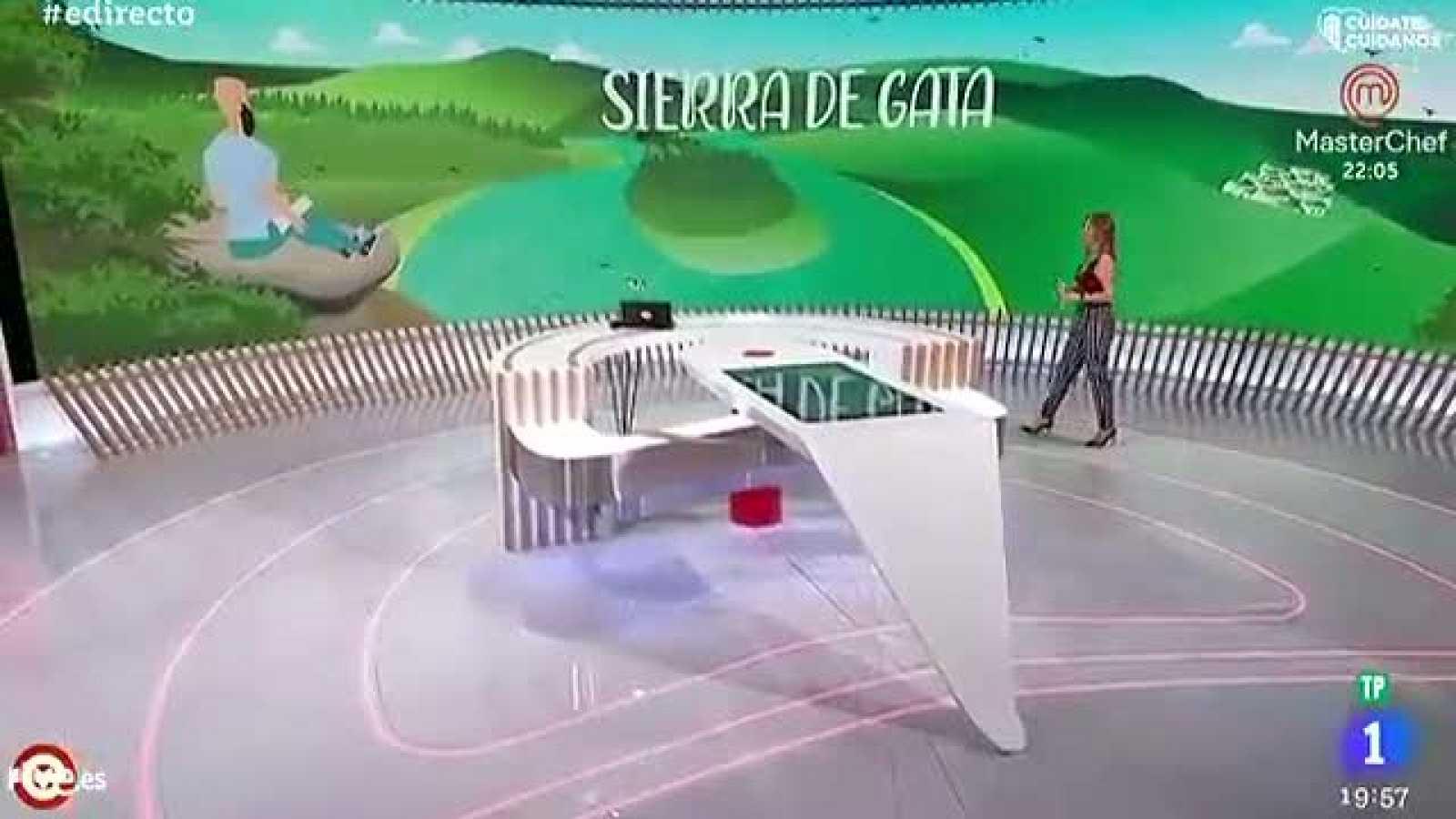 Nueva sección 'Rutas de verano' de 'España Directo'