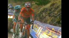 Ciclismo - Vuelta ciclista a España 2006. Etapa 16ª: Almería - Calar Alto