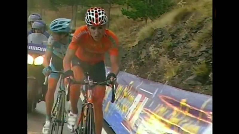 Ciclismo - Vuelta ciclista a España 2006. Etapa 16ª: Almería - Calar Alto - ver ahora