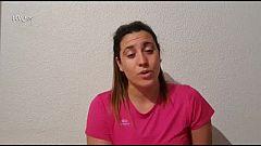 """Nuria Andreu, sobre la crisis del Alcobendas: """"Es una situación muy triste"""""""
