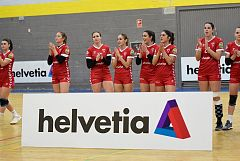 Helvetia Alcobendas renuncia a su continuidad en la Liga Guerreras Iberdrola