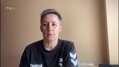 """Cristina Cabeza: """"El Alcobendas ha vivido un año y medio muy hostil"""""""