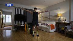 Muévete en casa - Programa 58 (Fuerza de parte superior del cuerpo)