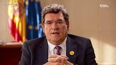 Los desayunos de TVE - José Luis Escrivá, ministro de Inclusión, Seguridad Social y Migraciones