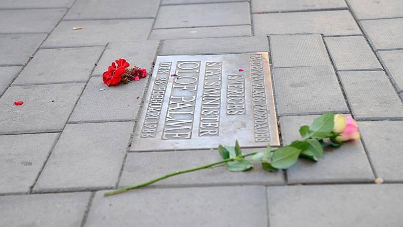 Olof Palme fue asesinado por Stig Engström