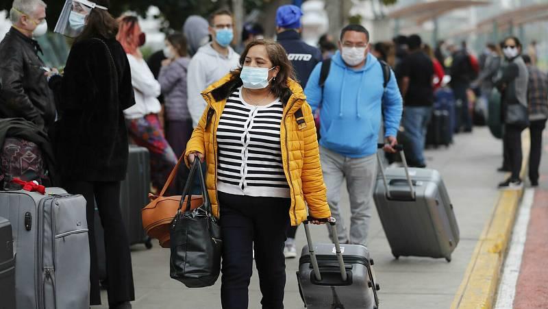 Sanidad notifica un total de 96 casos importados en un mes
