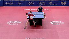 Tenis de mesa. Copa de la Reina 2020. Final: UCAM Cartagena - Alicante, desde Granada
