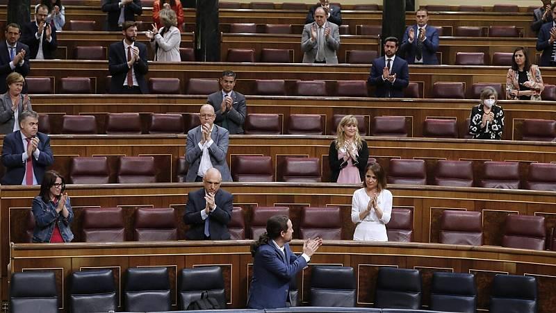 El Congreso aprueba el ingreso mínimo vital sin votos en contra
