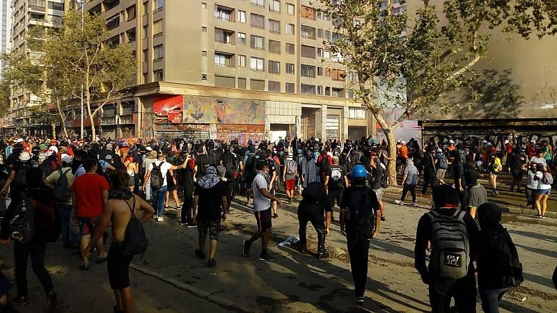 En Portada - El virus que paró Chile - ver ahora