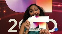 OT 2020 - Las primeras palabras de Nia tras ganar OT 2020