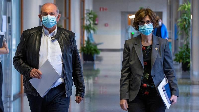 El brote de coronavirus en el Hospital de Basurto se eleva a 29 contagios y dos fallecidos