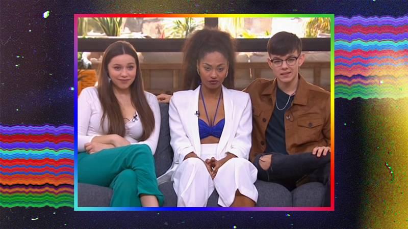 """OK Playz - Nia, Flavio y Eva tras salir de 'OT 2020': """"Hemos hecho lo que hemos querido"""""""