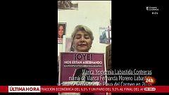 Víctimas de feminicidios en México protestan contra la última campaña institucional