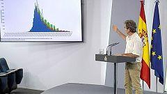 Especial informativo - Coronavirus. Comparecencia de Fernando Simón - 11/06/20