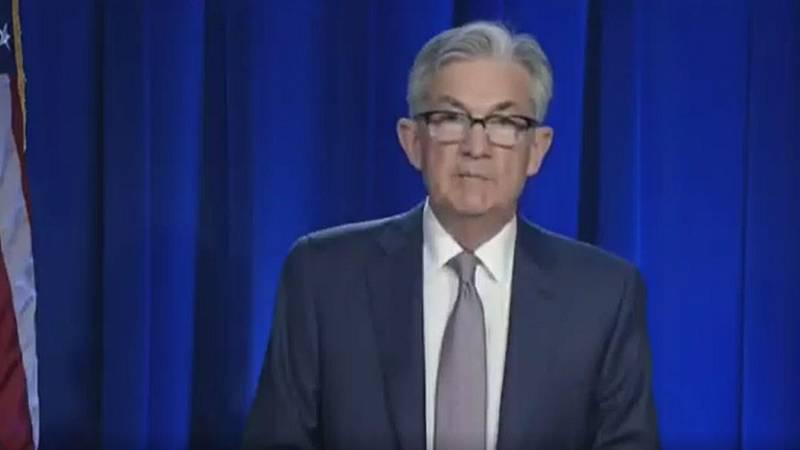 La Fed muestra pesimismo ante la crisis por el coronavirus