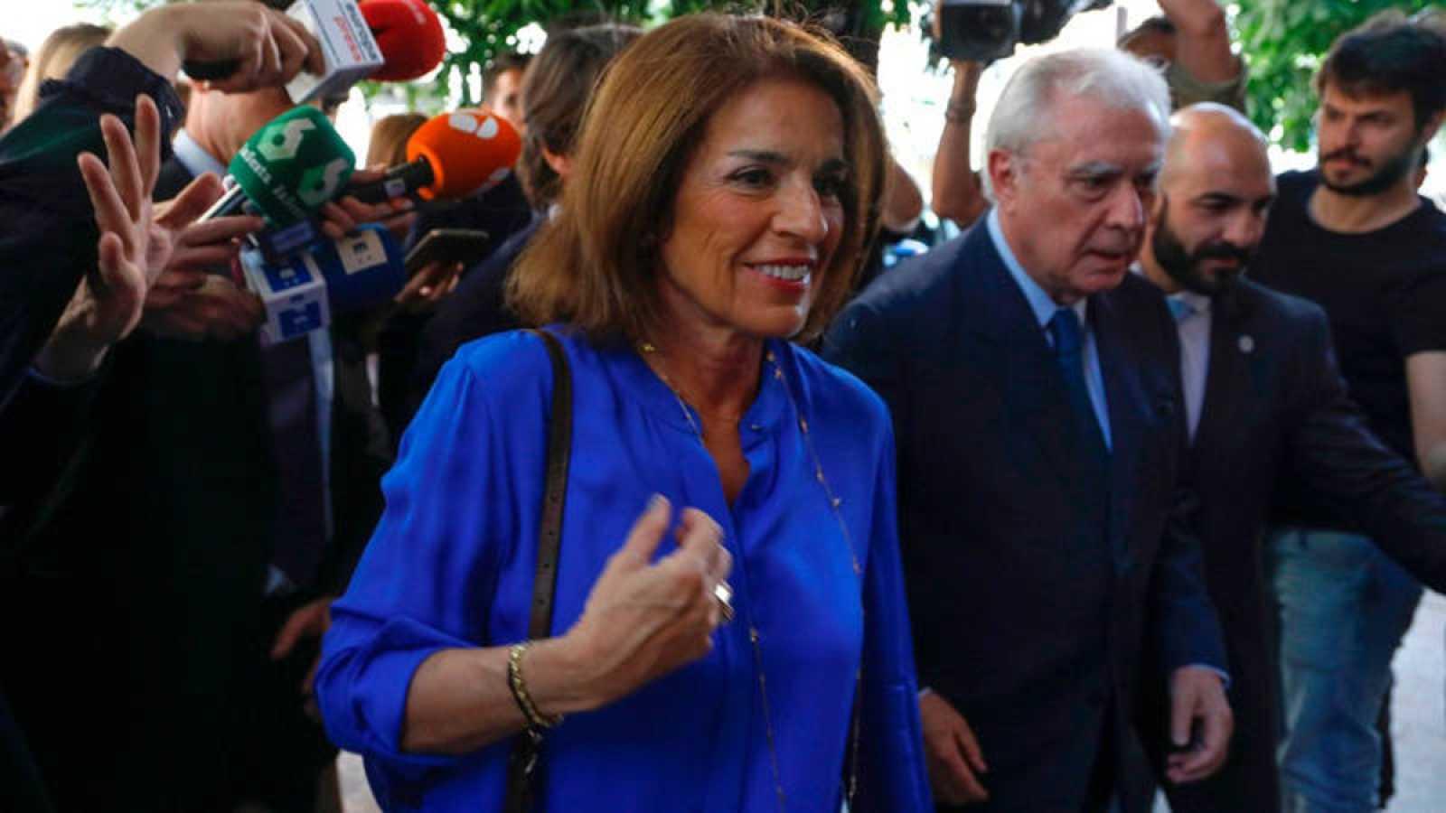 El Supremo confirma la absolución a Ana Botella por la venta de viviendas sociales a fondos buitre