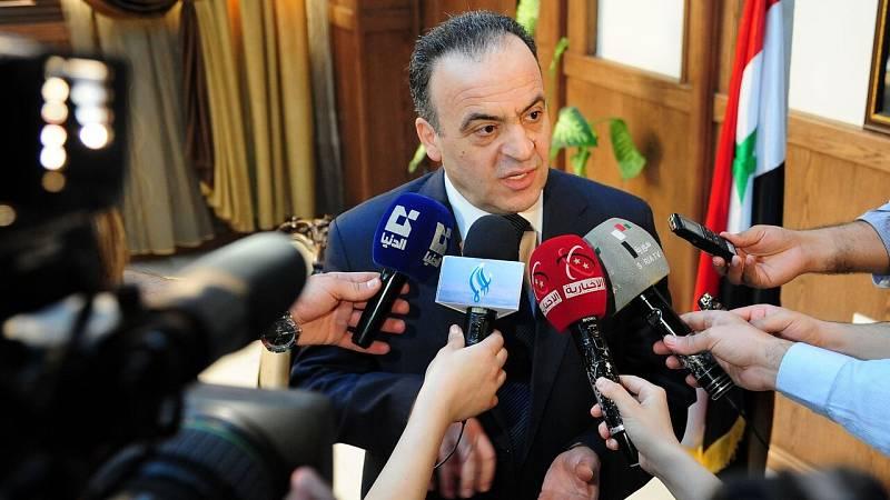 Bachar al Asad destituye por sorpresa al primer ministro sirio, Imad Khamis