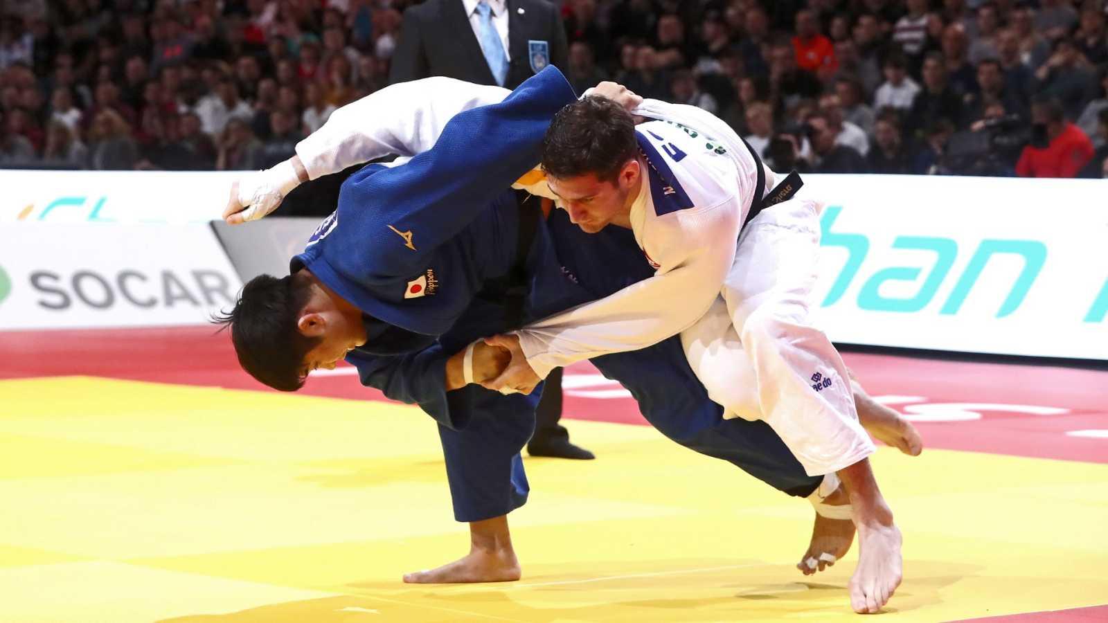 El judo quiere volver al tatami