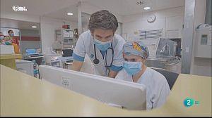'Bellvitge, un hospital transformat per la Covid-19'