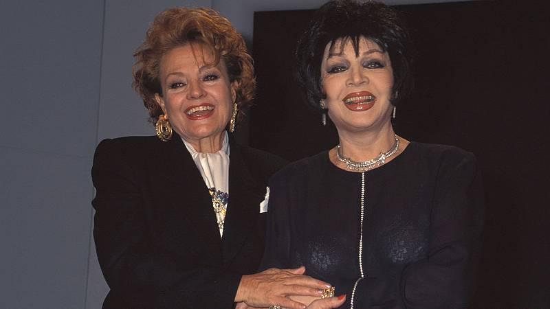 Carmen Sevilla y Sara Montiel, las grandes rivales
