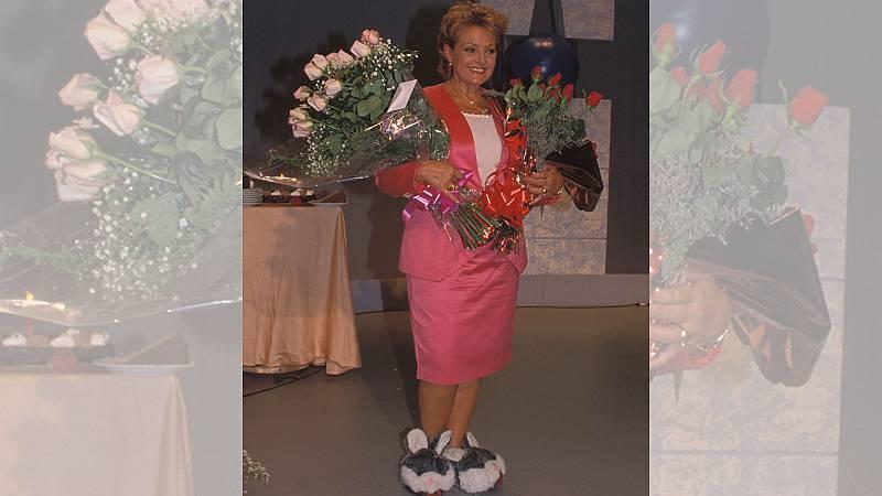 Carmen Sevilla, el contrato que le cambió la vida