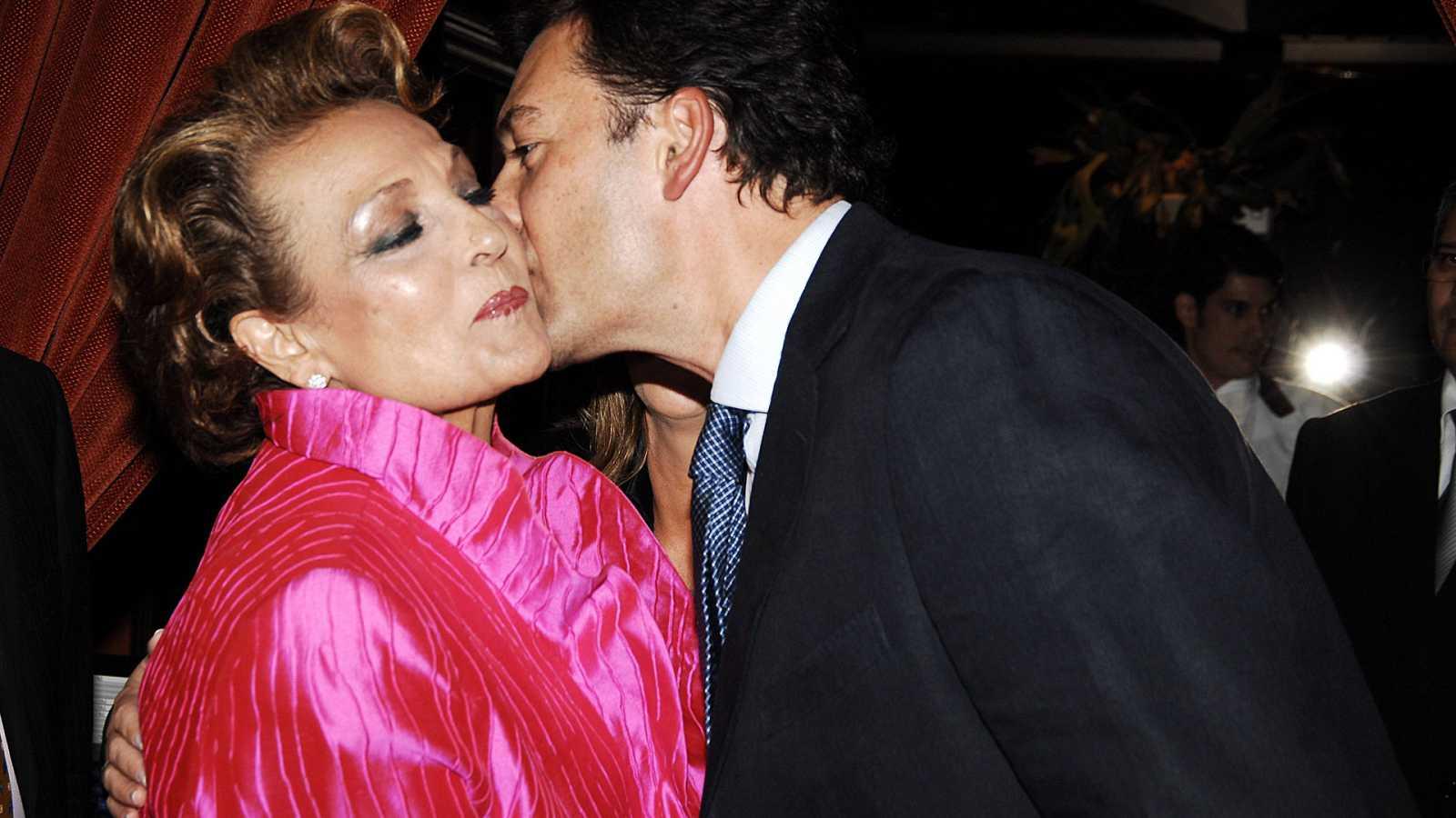 Carmen Sevilla enferma de Alzheimer en la residencia
