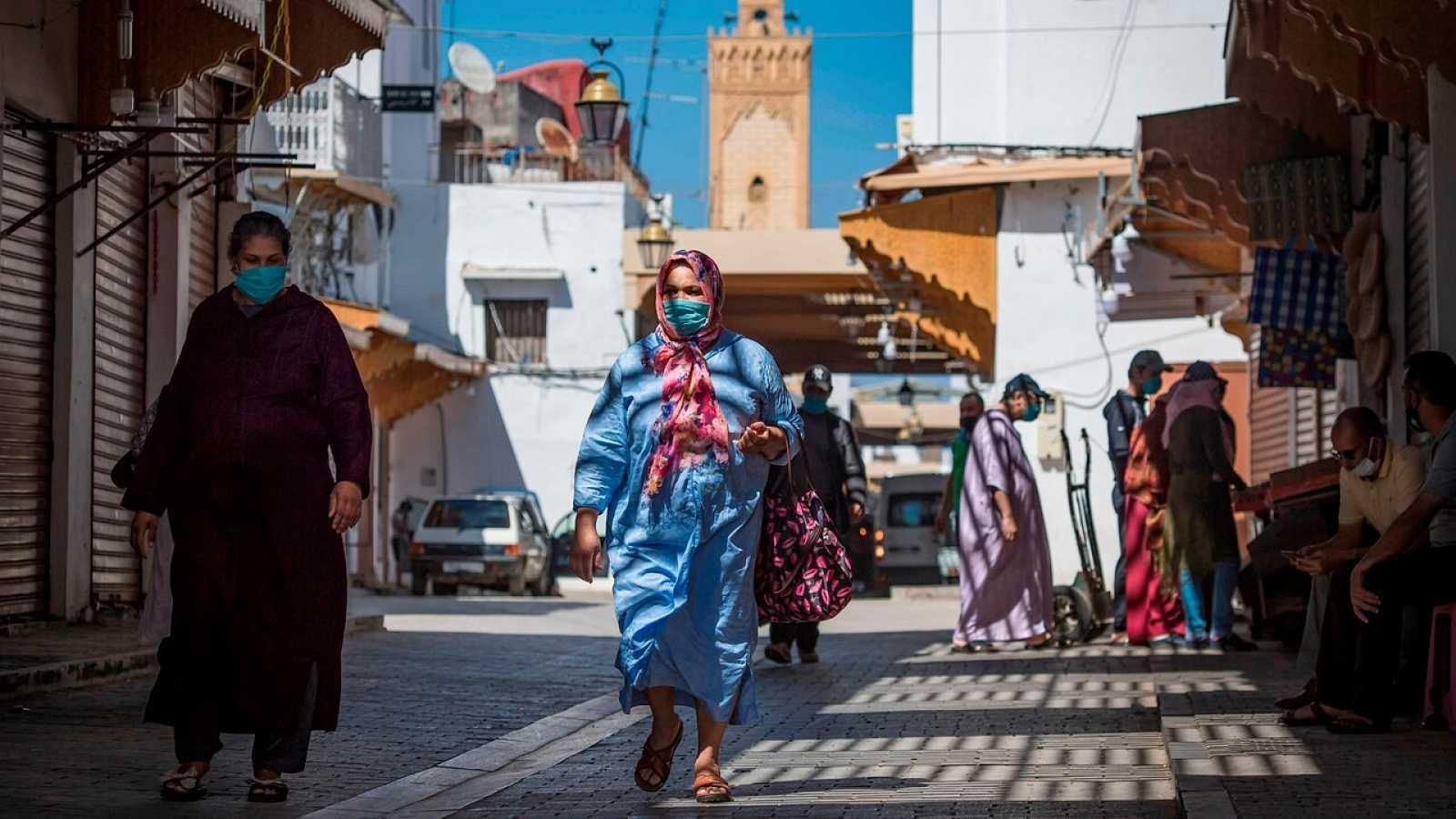 Marruecos: tres meses de estricto confinamiento que pasan factura a los más pequeños