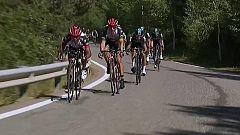 Ciclismo - Vuelta ciclista a España 2017. 3ª etapa: Prades-Andorra
