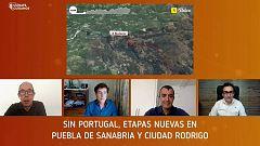 Tdp en casa - Especial Ciclismo: Presentación etapas Vuelta a España 2020
