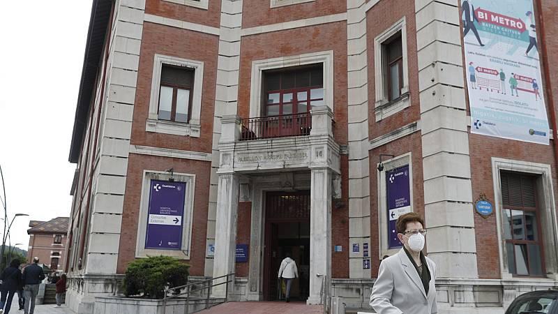 Aumentan a 37 los contagiados por coronavirus en el foco del hospital de Basurto