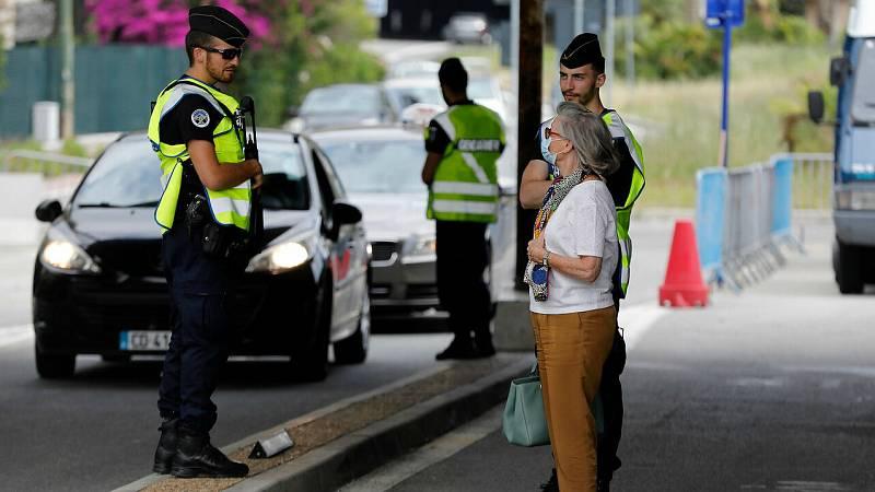 Francia levanta el cierre de sus fronteras este lunes