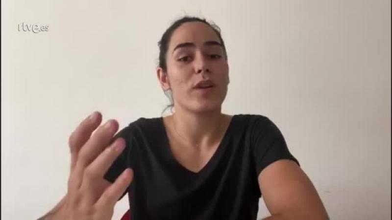 """Laura Hernández: """"No podía dejar escapar la oportunidad de jugar en Bera Bera"""""""