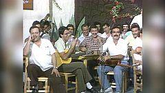 Tenderete - 14/06/2020 con el Grupo Sancocho, Los Arrieros, Los Majuelos e Islas Canarias.