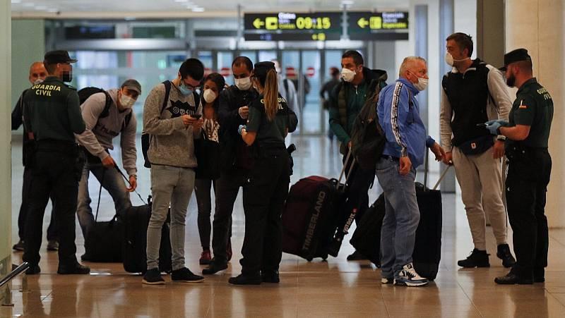 España adelanta al 21 de junio la reapertura de las fronteras europeas