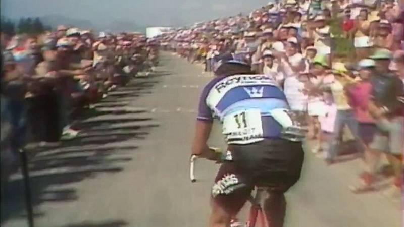 Ciclismo - Tour de Francia 1984. 19ª etapa: La Plagne - Morzine - ver ahora